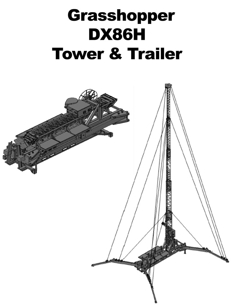 Tower Trailers | Tashjian Towers
